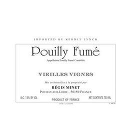Charming Regis Minet Pouilly Fume Vieilles Vignes