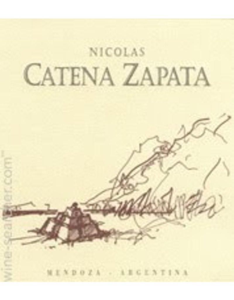 Cellar Catena Zapata Nicolas 2009
