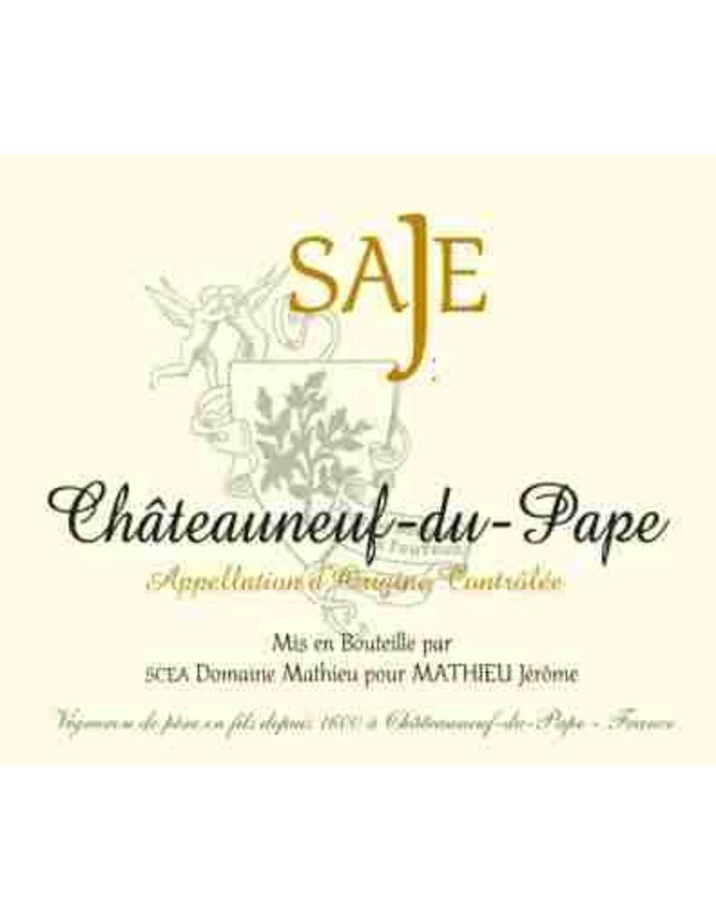 Intense Saje Chateauneuf-du-Pape
