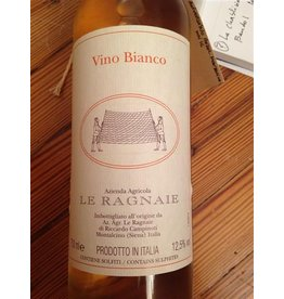 Charming Le Ragnaie Orange Wine