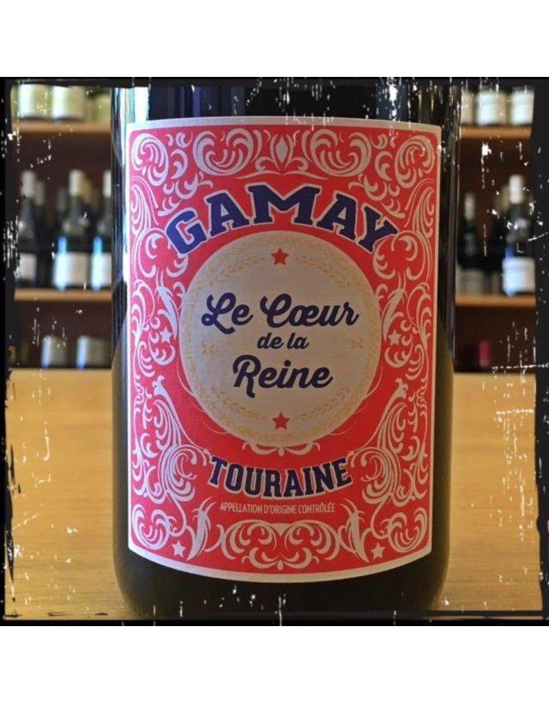 """Candid Touraine Gamay """" Le coeur de la Reine"""""""