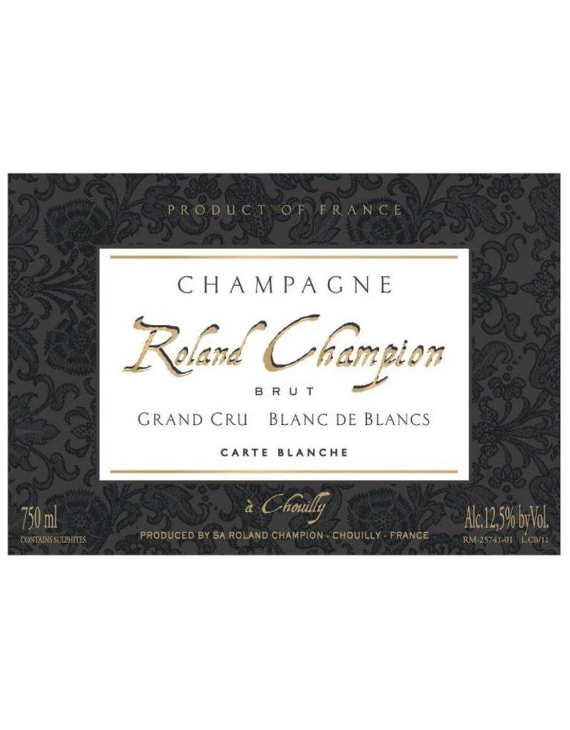 Vivacious Roland Champion NV Grand Cru Blanc de Blanc