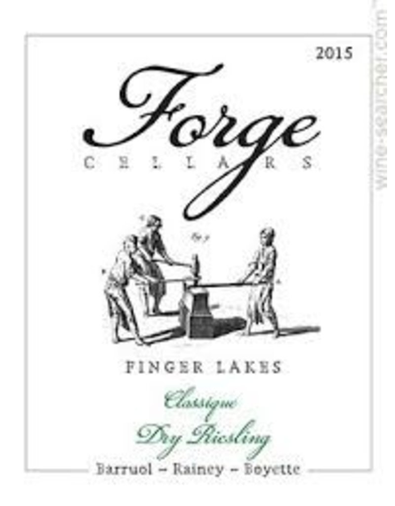 """Innocent Forge Cellars """"Classique"""" Dry Riesling"""