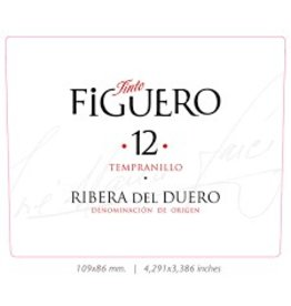 Elegant Tinto Figuero 12 month