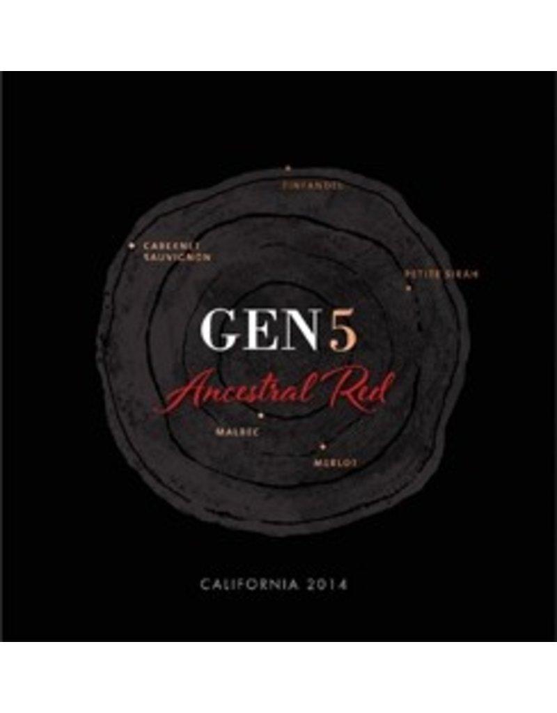 Candid Gen 5 Ancestral Red Blend