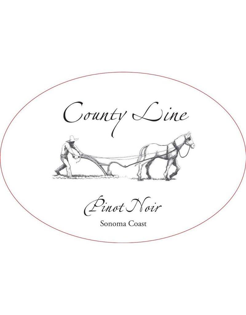 Elegant County Line Pinot Noir