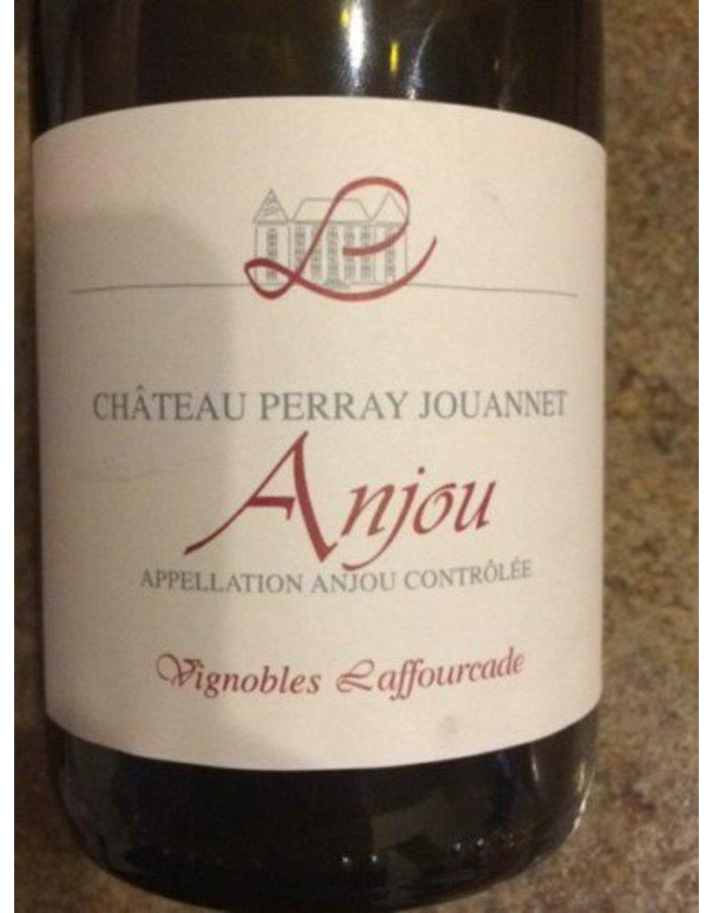 Elegant Chateau Perray Jouannet Anjou Rouge