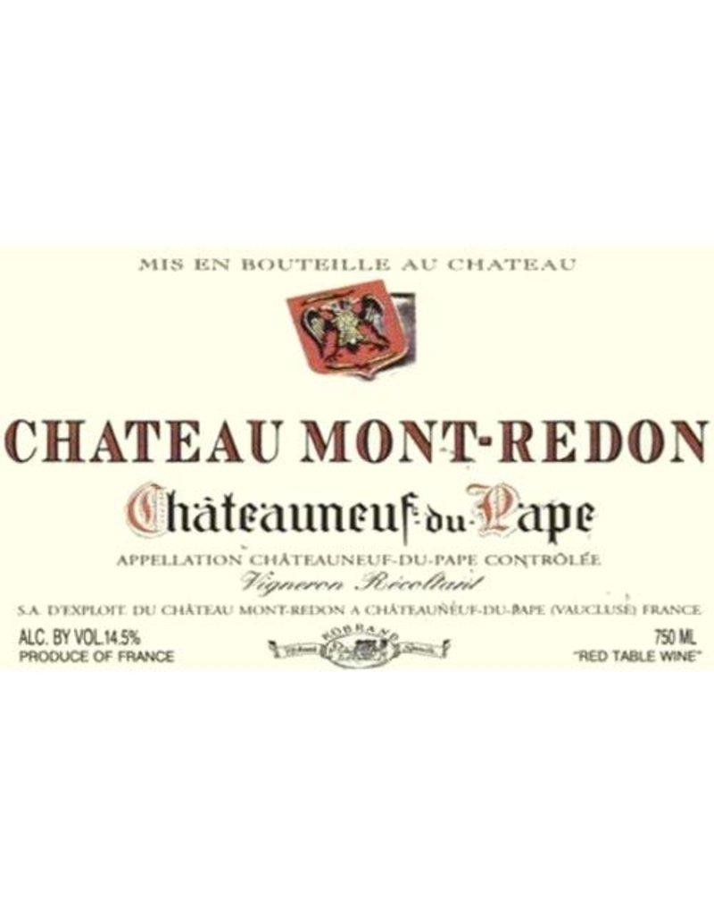 Intense Chateau Mont-Redon Chateauneuf du Pape