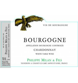 Charming Philippe Milan Bourgogne Blanc