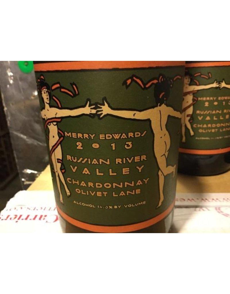 Opulent Merry Edwards Olivet Lane Chardonnay