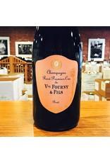 Vivacious Veuve Fourny & Fils Brut Rose Champagne