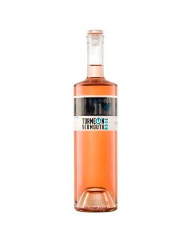 Indulgent Turmeon Vermouth Rose
