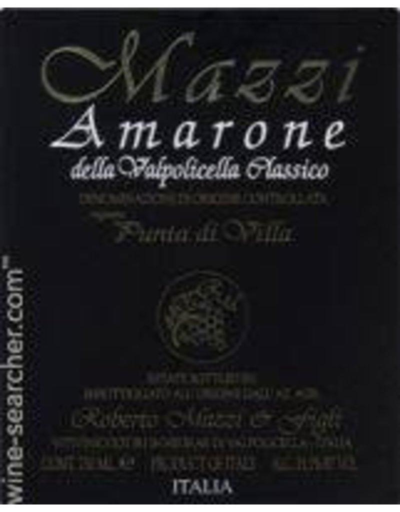 Cellar Mazzi Amarone della Valpolicella Classico Punta di Villa, 2011