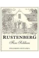 Cellar Rustenberg, 5 Soldiers Chardonnay, South Africa, 2012