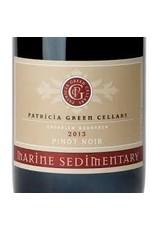 "Cellar Patricia Green ""Marine Sedimentary"" Pinot Noir"