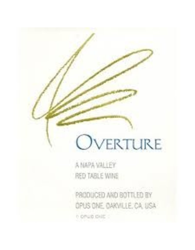 Cellar Overture by Opus One