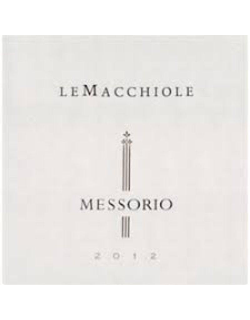 Cellar LE MACCHIOLE MESSORIO, 2012