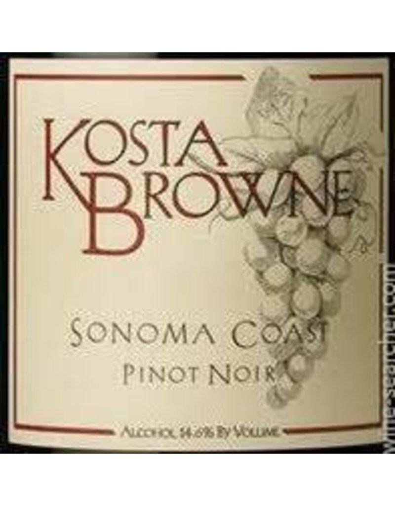 Cellar Kosta Browne Pinot, 2012