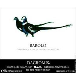 Cellar Gaja Dagromis Barolo, 2010
