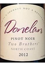 Cellar Donelan Two Brothers Pinot Noir, 2012