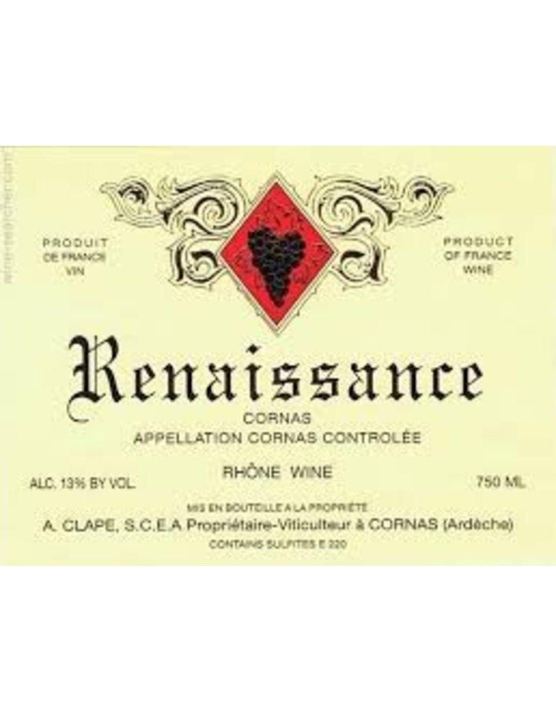 "Cellar Auguste Clape ""Renaissance"" Cornas, 2013"
