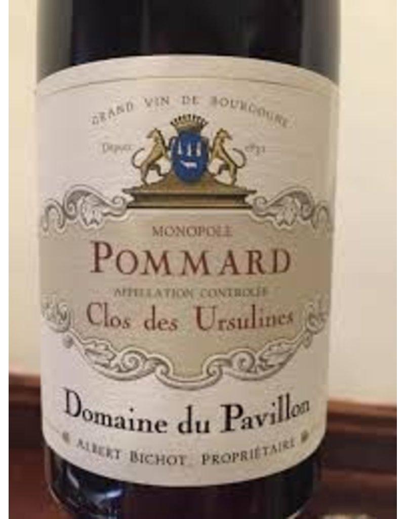 """Cellar Domaine du Pavillon Pommard """"Clos des Ursulines"""", Bourgogne, 2012"""