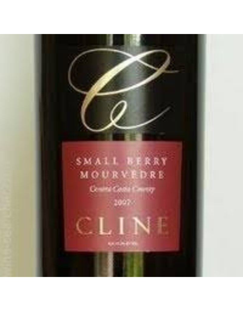 "Cellar Cline  ""Big Break Vineyard"" Small Berry Mourvedre, 2014"