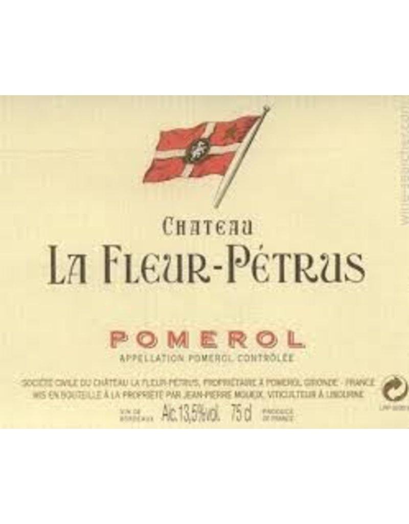 Cellar Chateau la Fleur-Petrus, Pomerol, 2006, 2007, 2008 Vertical