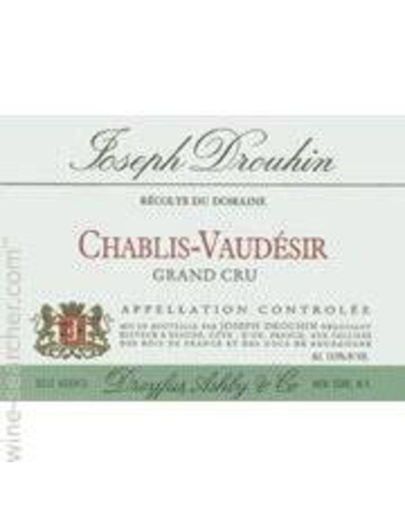 Cellar Drouhin Vaudon Chablis Grand Cru Vaudesir, 2013