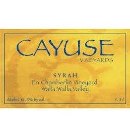 Cellar Cayuse en Chamberlin Syrah, 2013