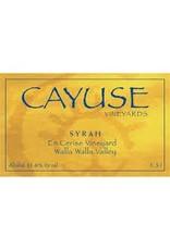 Cellar CAYUSE EN CERISE SYRAH, 2013