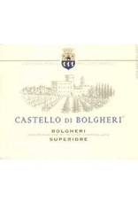Cellar CASTELLO DI BOLGHERI DOC BOLGHERI SUPERIORE, 2012