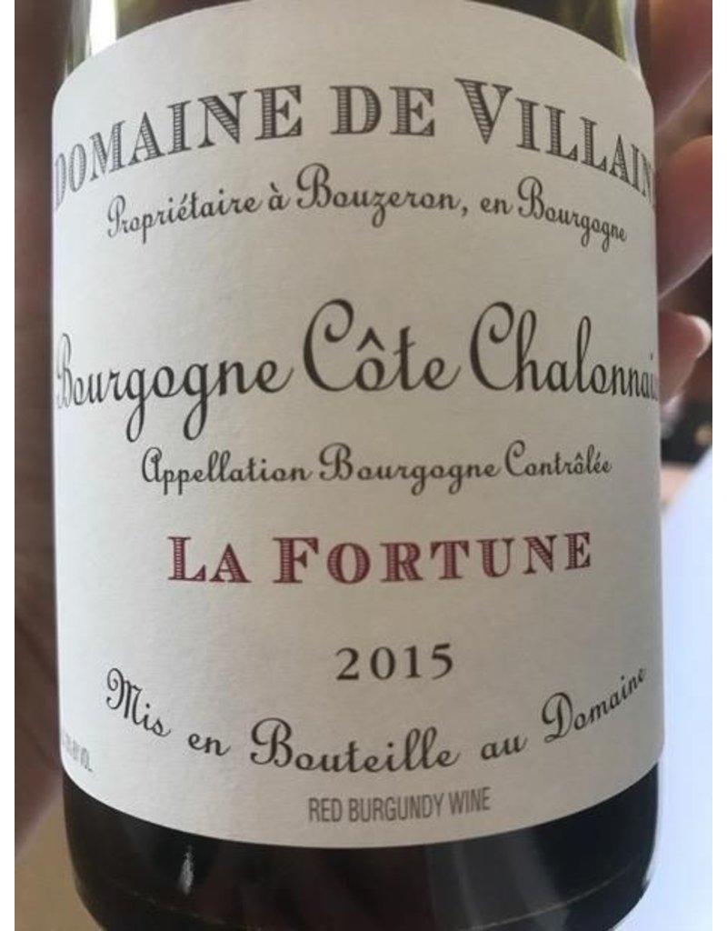 """Cellar Domaine A& P de Villaine Bourgogne Rouge """"La Fortune"""", 2015"""