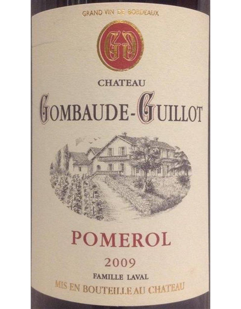 Cellar Gombaude Guillot 2009