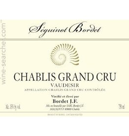 Cellar Sequinot Grand Cru Chablis