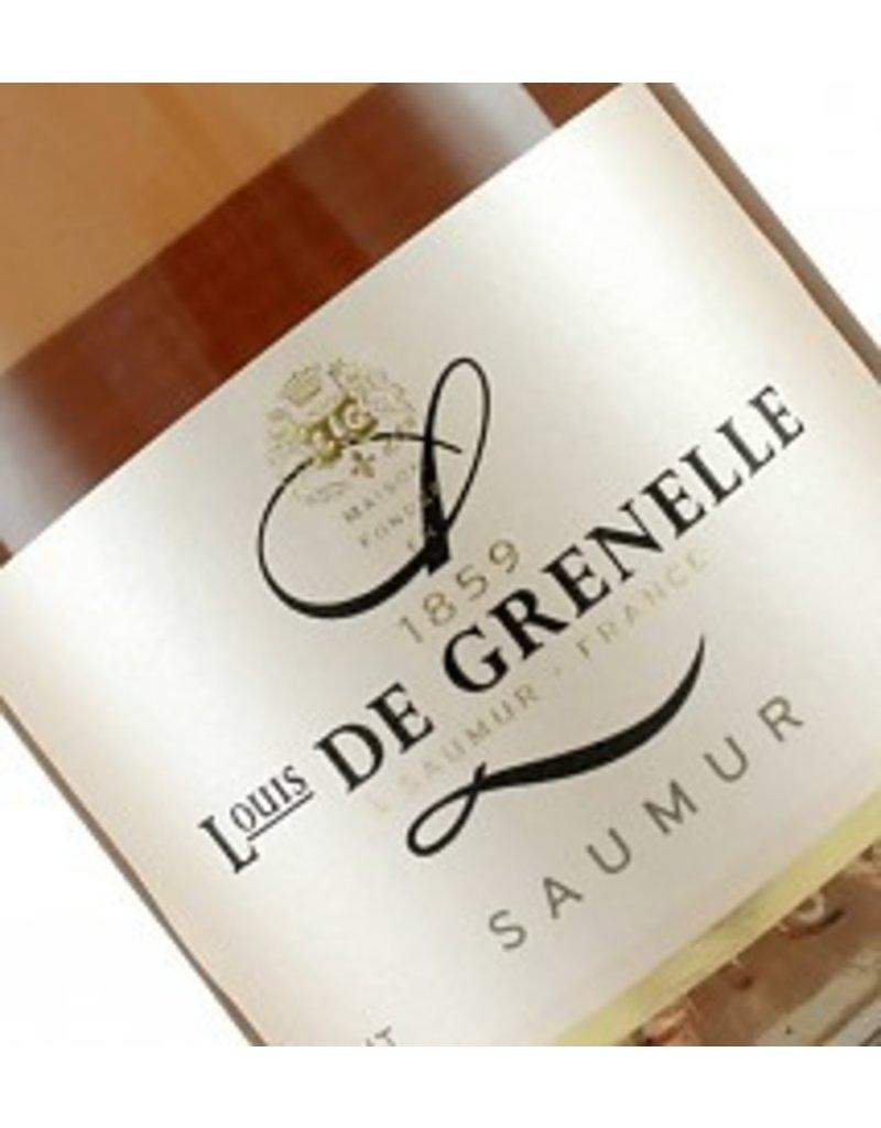 Vivacious Louis De Grenelle Brut Rose Cremant de Loire