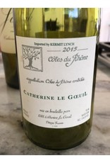 Charming Catherine Le Goeuil Cotes Du Rhone Blanc