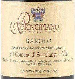 Cellar Ferdinando Principiano Serralunga Barolo