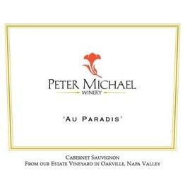 Cellar Peter Michael 'Au Paradis' 2014