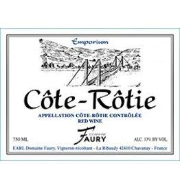 Cellar Faury Cote-Rotie 2016