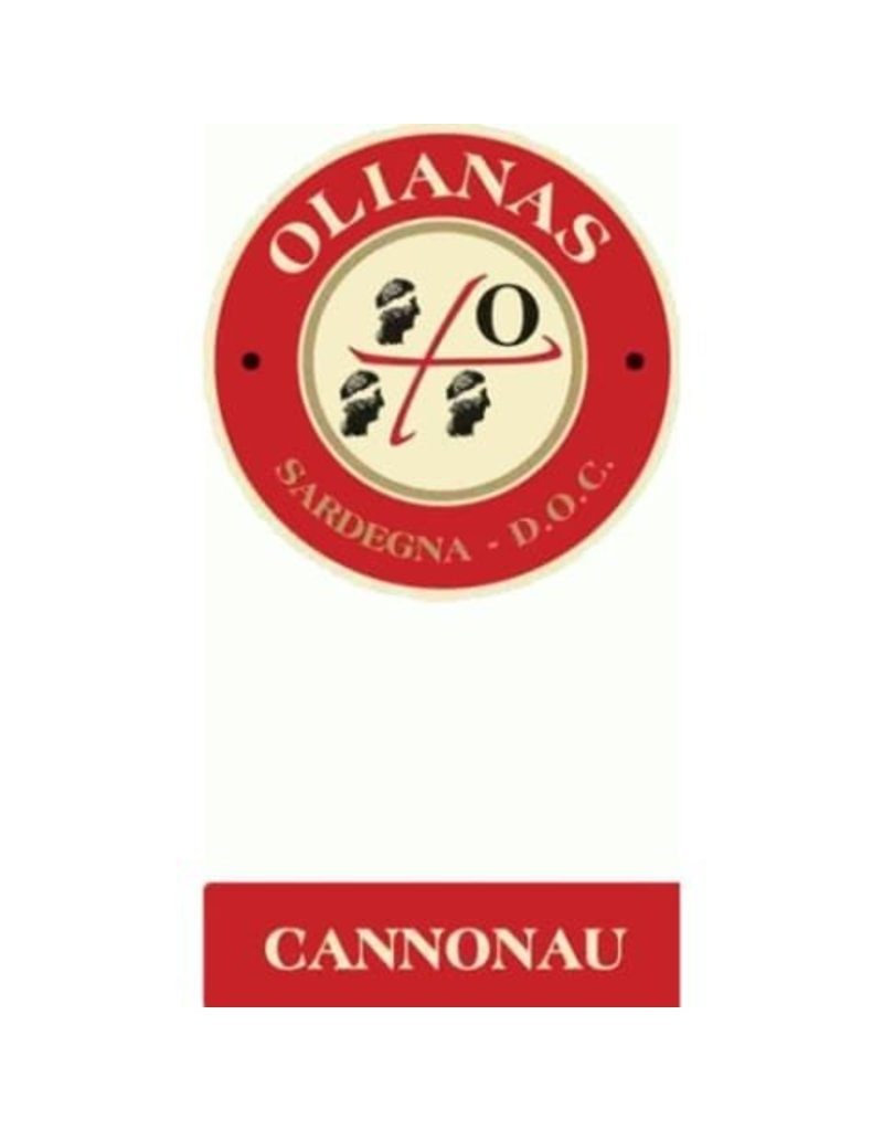 Elegant Olianas Cannonau di Sardegna