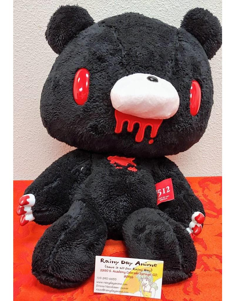 Gloomy Bear XL Plush Black