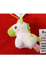 Unicorn Cute Colorful Plush Straps