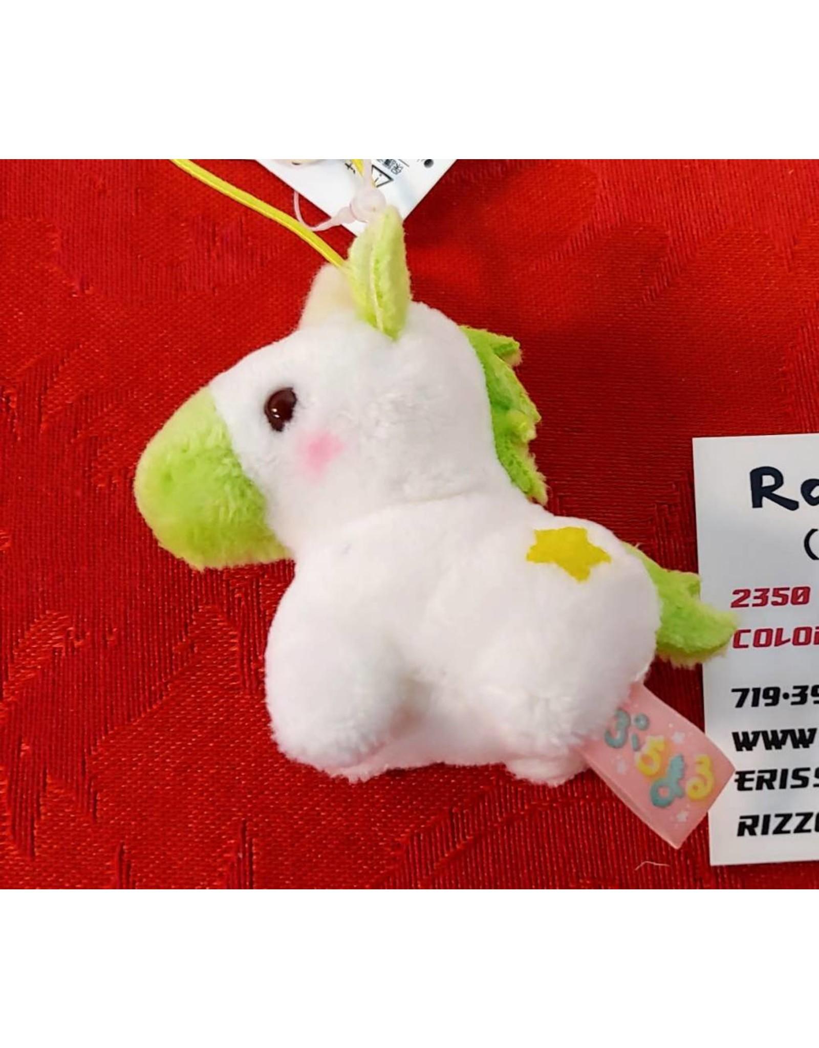 Unicorn Cute Colorful Plush Straps