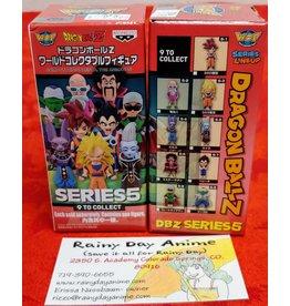 Dragon Ball Z World S5 Blind Box Figure