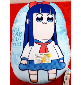 Pop Team Epic Pipimi Blue Pillow