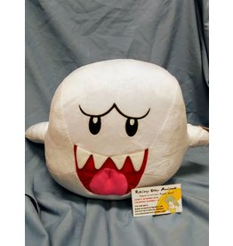 "Super Mario Bros 17.7"" Ghost Boo Plush 1095"