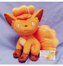 """Pokemon Vulpix 9"""" plush"""