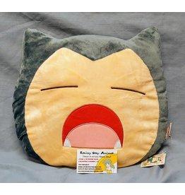 "Pokemon Snorlax 15"" Head Cushion"