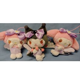 My Melody, Kuromi Plush Strap 1677